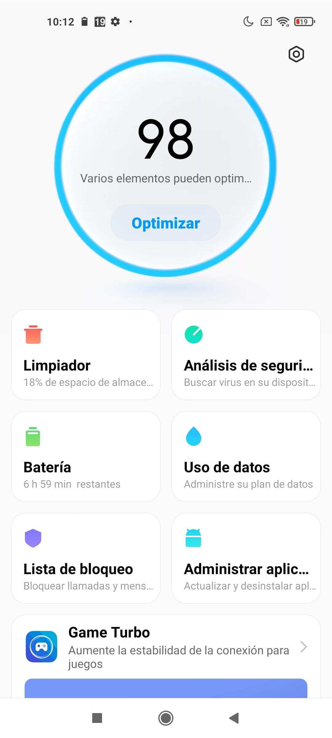 Xiaomi Mi 11 Likte capturas