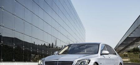 Mercedes-Benz S 560 e: el híbrido enchufable tiene ahora hasta 50 km de autonomía eléctrica
