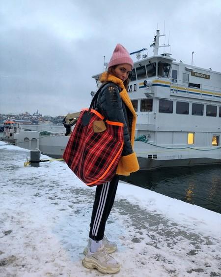 Alerta viral: los bolsos a cuadros (tartán) amenazan con obsesionarnos