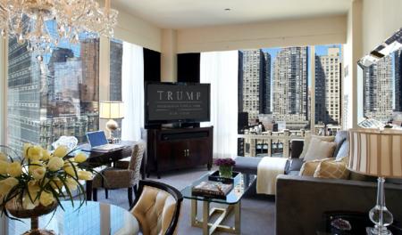 Los Hoteles Trump Han Aumentado Las Reservas En Un 69 Desde Que Gano Las Elecciones