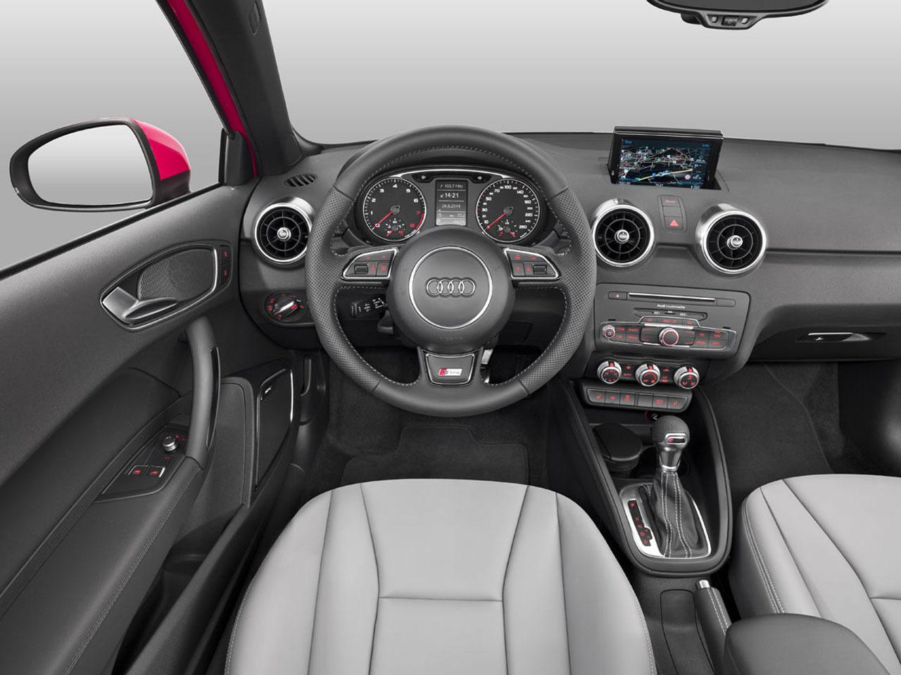 Foto de Audi A1 2015 (13/59)