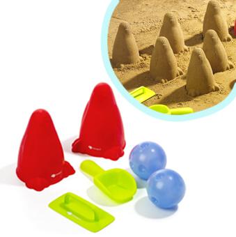 Bolos para jugar en la playa