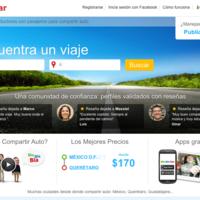 BlaBlaCar, el exitoso servicio para compartir el coche llega a México
