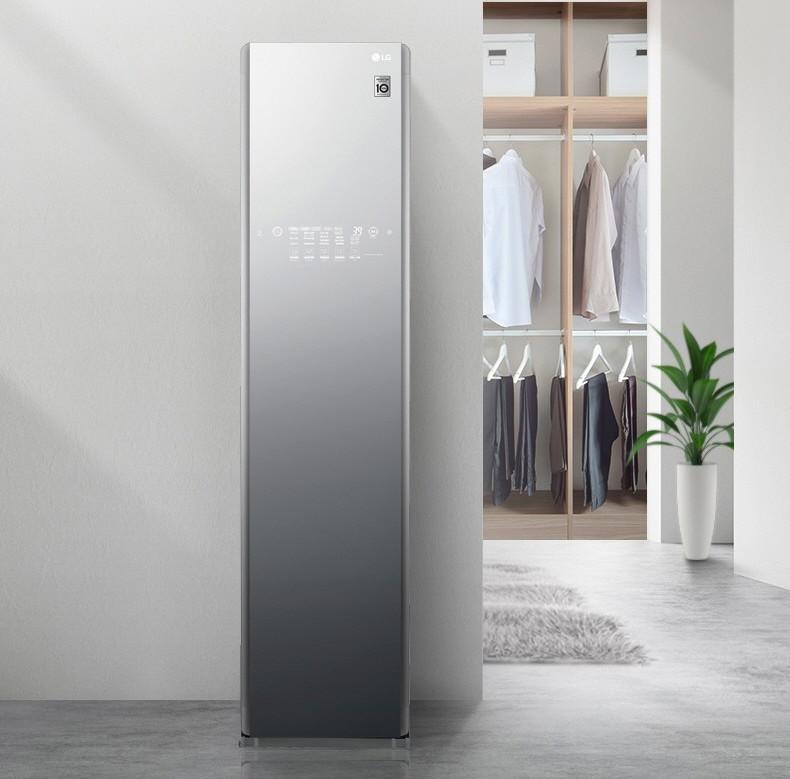 LG apuesta por el hogar inteligente: la nueva gama Styler llega para ayudarnos a cuidar y limpiar nuestra ropa