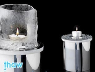 Mathmos Thaw: congela tu propia vela