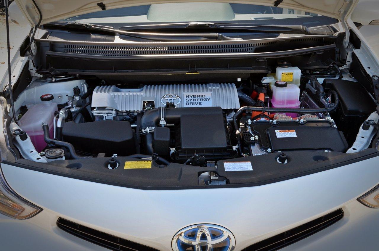 Foto de Toyota Prius+ (44/70)