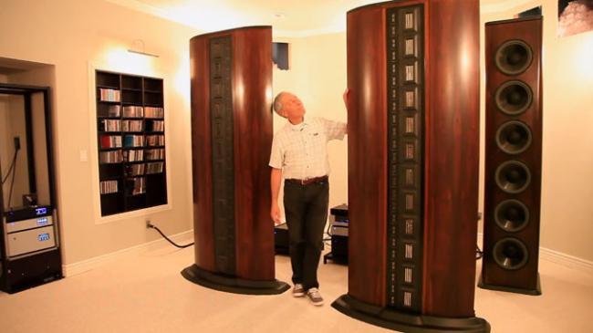 Paul mcgowan de ps audio nos explica c mo acondicionar y for Acondicionar habitacion