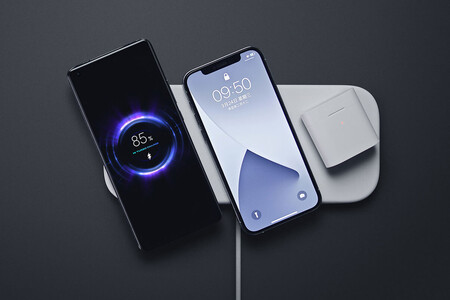 """El """"AirPower de Xiaomi"""" es oficial: carga inalámbrica de 20W para hasta tres dispositivos a la vez"""