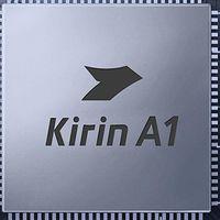 Huawei Kirin A1, un procesador para wearables que quiere plantar cara al Snapdragon 3100