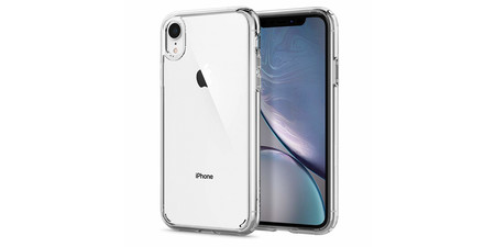 Funda Ultra Hybrid De Spigen Iphone Xr