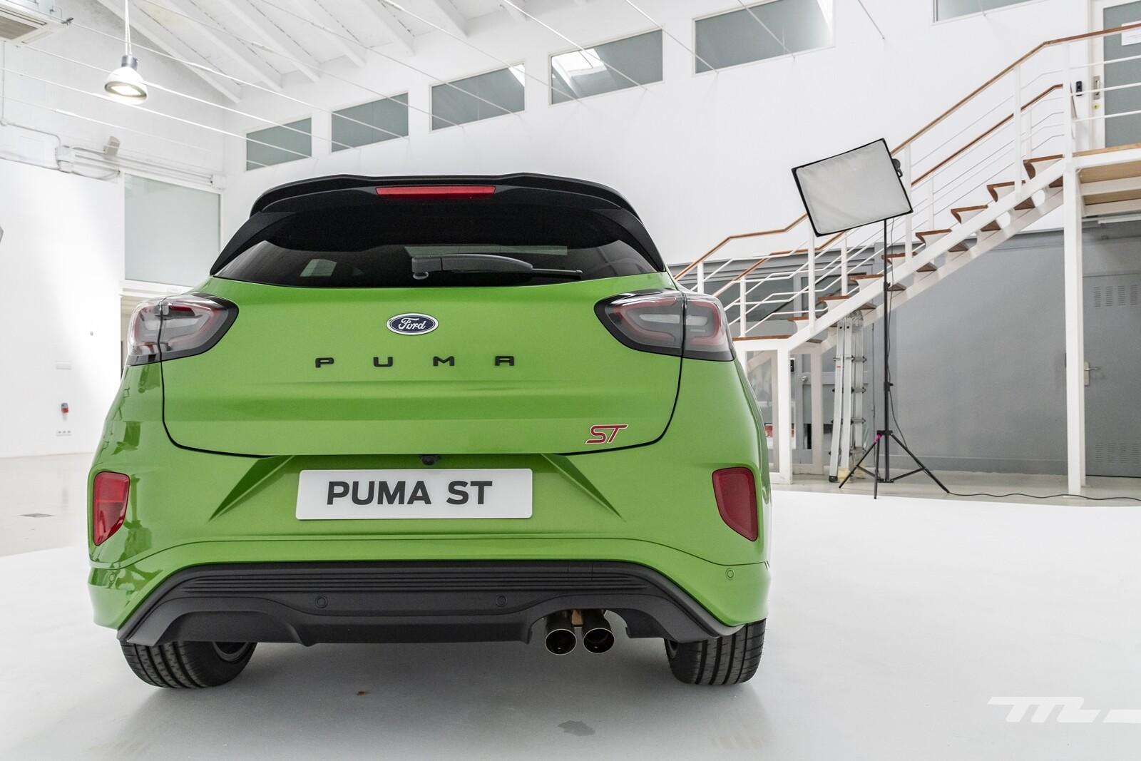 Foto de Ford Puma ST 2020 (8/19)