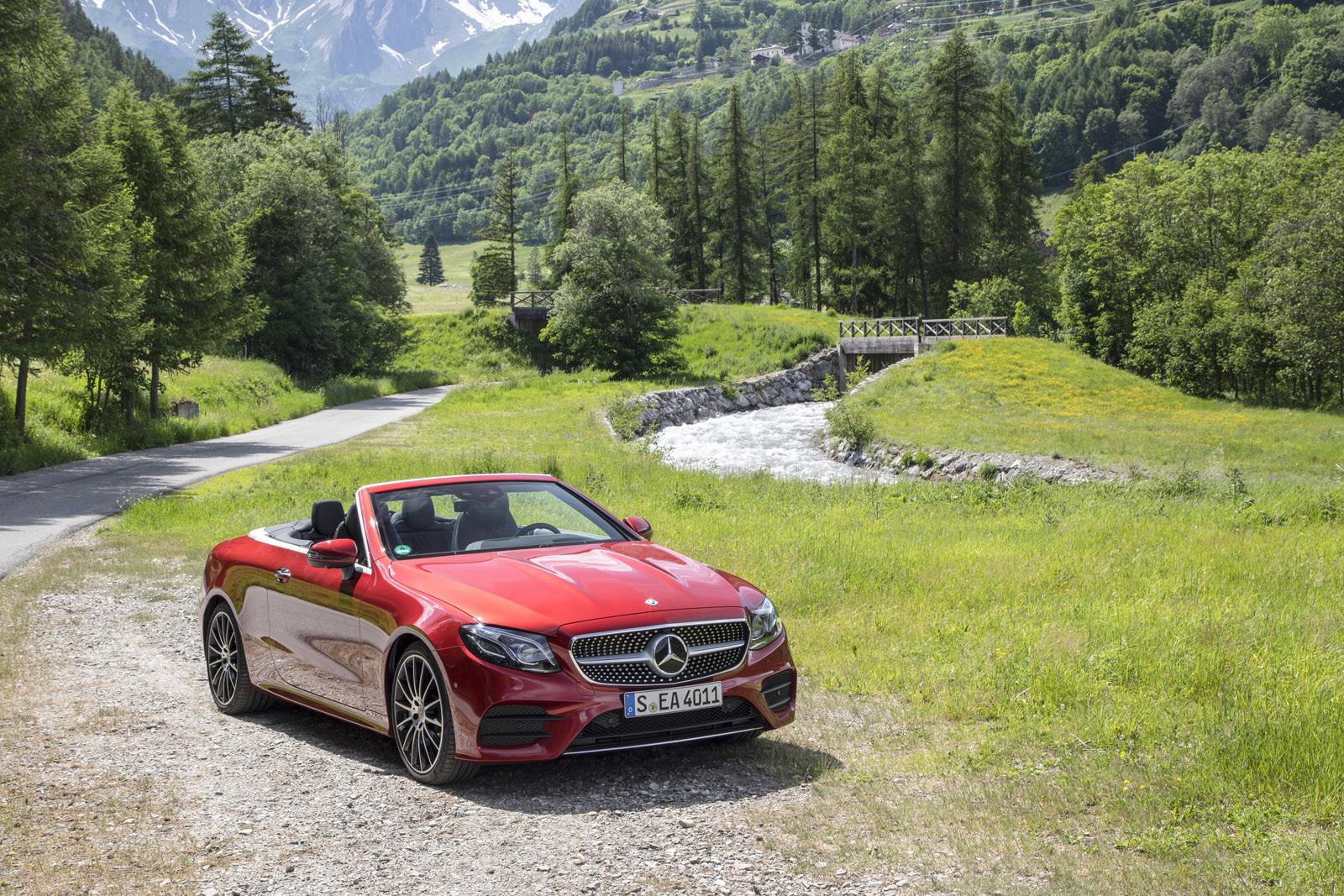 Foto de Mercedes-Benz Clase E Cabrio, toma de contacto (118/156)