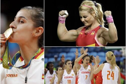 Día de la Mujer 2021: así es como ha evolucionado el papel de las mujeres deportistas en España