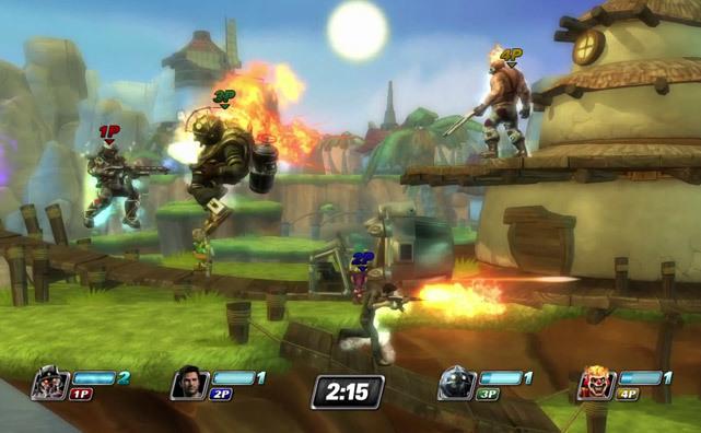 Foto de 200712 - Playstation All-Stars Battle Royale (13/13)