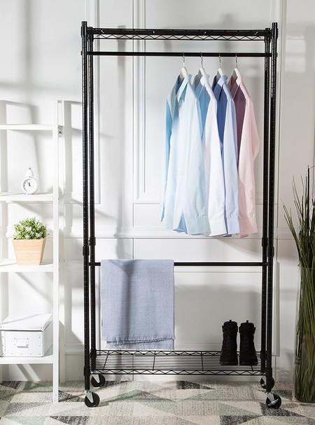 Estos son los 21 artículos más vendidos en Amazon para organizar la ropa durante el cambio de temporada