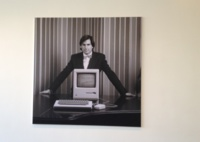 Imagen de la semana: Steve Jobs sigue presente en el campus de Apple en Cupertino
