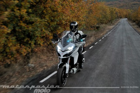 Ducati Multistrada 1200 S Susana Guerra 031