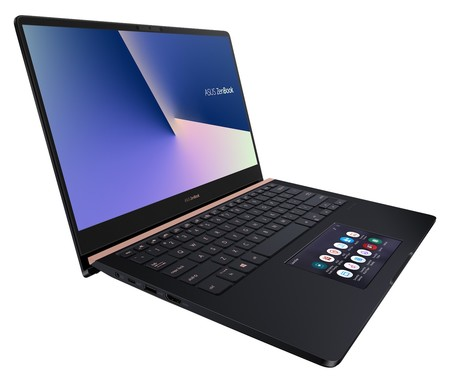 Zenbook Pro 14 Screenpad 01