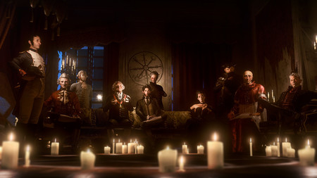 El primer episodio de The Council, una aventura narrativa con toques de RPG, llegará la semana que viene