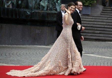 Boda de la Princesa Victoria de Suecia: Princesa Victoria I
