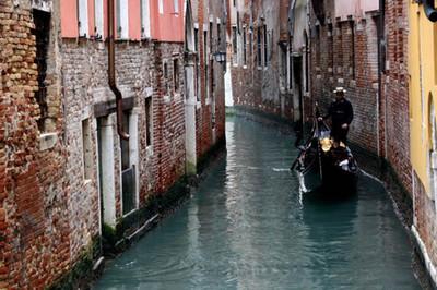 Endurecimiento de las normas de uso de góndola en Venecia