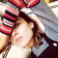 Celebrities y el low-cost: Alexa Chung también viste de Zara