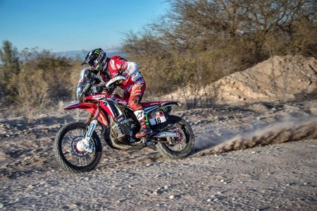 Michael Metge Dakar 2018