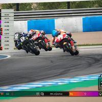 Maverick Viñales consiguió su primera victoria virtual en MotoGP y los pilotos notaron el nuevo MotoGP20