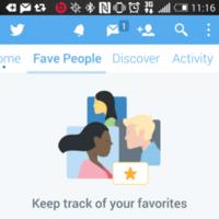 Twitter hace pruebas con una línea temporal (timeline) sólo con tus usuarios favoritos
