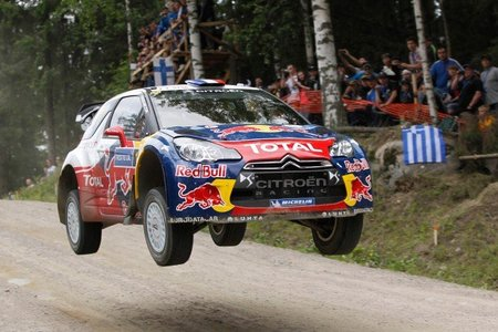 Rally de Finlandia 2012: Loeb aumenta su ventaja a falta de dos tramos