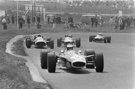 Clark Zandvoort F1