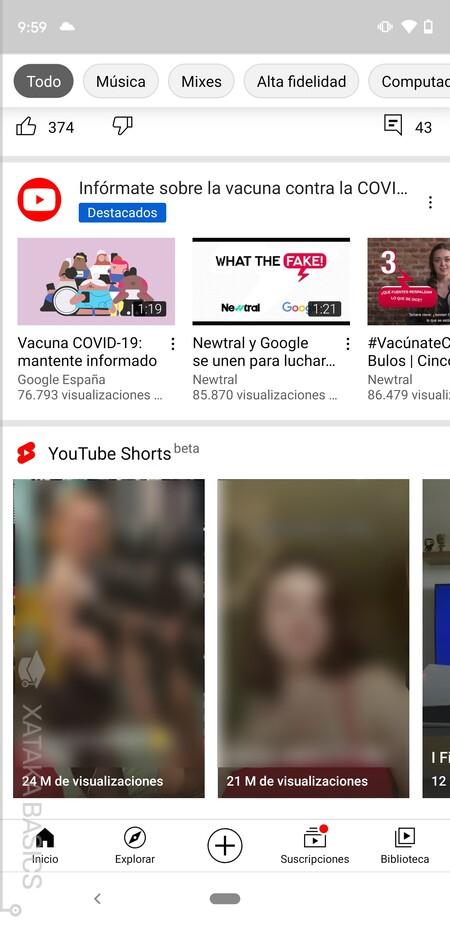 Ver Shorts