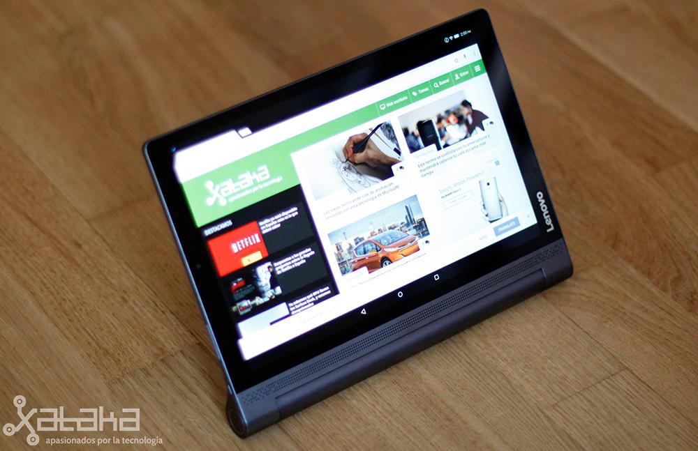 Foto de Lenovo Yoga Tab 3 Pro (3/10)