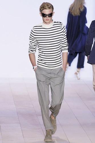 Tommy Hilfiger, Primavera-Verano 2010 en la Semana de la Moda de Nueva York III