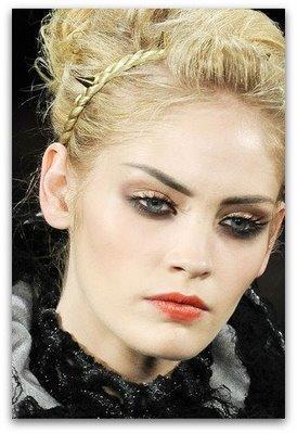 Foto de Heidi Mount, la enésima musa de Karl Lagerfeld (12/14)