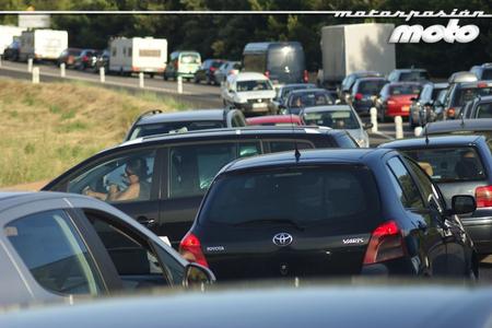 Rodada Circuit du Rossellon atasco