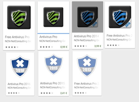 Android App Reskin
