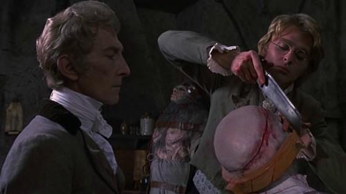 Especial Frankenstein (VII): 'Frankenstein y el monstruo del infierno' de Terence Fisher