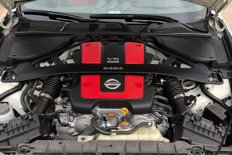 Foto de Nissan 370Z Nismo 2019 (24/27)