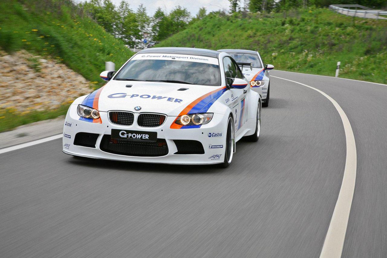 Foto de BMW M3 G-Power GT2 S y M3 Tornado CS (1/17)