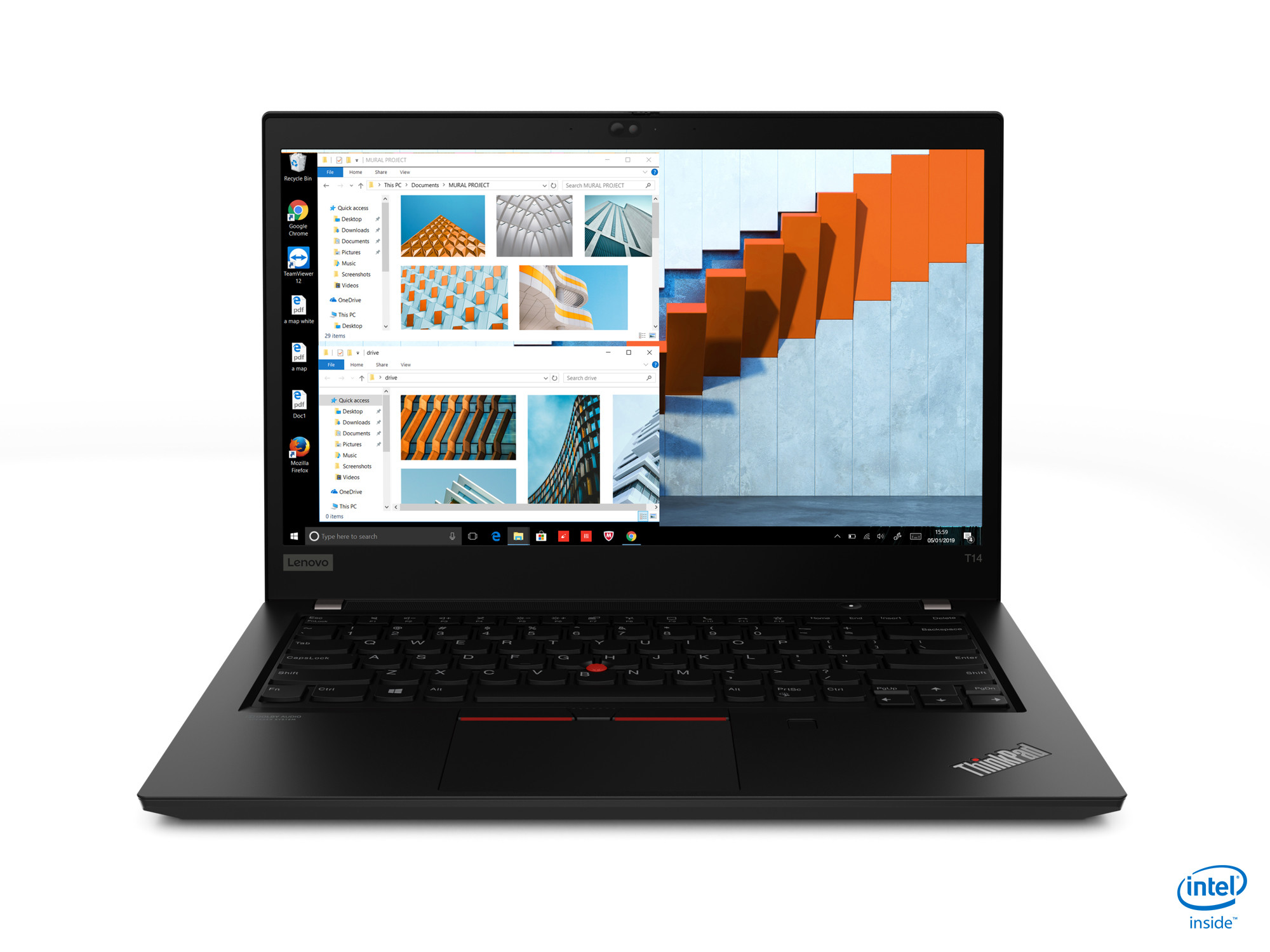 Foto de Lenovo ThinkPad T14, T14s y T15 (1/11)
