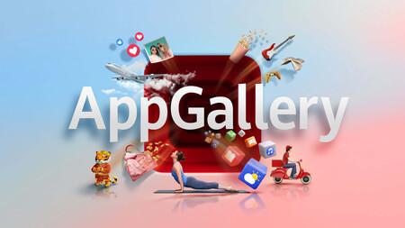 Éstas son las mejores apps del año en la App Gallery de Huawei