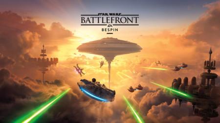 El 21 de junio tocará viajar a Bespin en el nuevo DLC de Star Wars: Battlefront