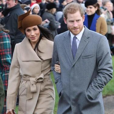 Meghan Markle le roba todo el protagonismo a Kate Middleton estas Navidades 2017
