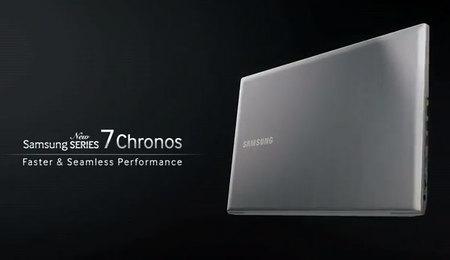 Samsung Serie 7 Chronos, se actualizan con mejor pantalla y potencia gráfica