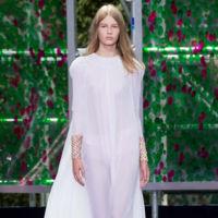 Sofia Mechetner, la modelo de 14 años que conquistó a Raf Simons en una tienda de Dior