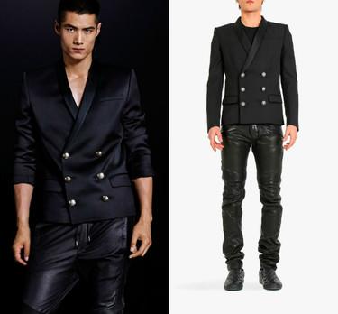 Muchas de las prendas de Balmain x H&M son calcadas a las originales de la propia Balmain: analizamos los parecidos que hay (y las enormes diferencias en los precios)