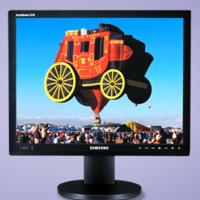 CeBIT 2007: monitores Samsung