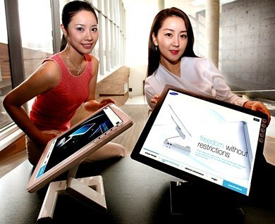SyncMaster CX913P, monitor que gira de Samsung