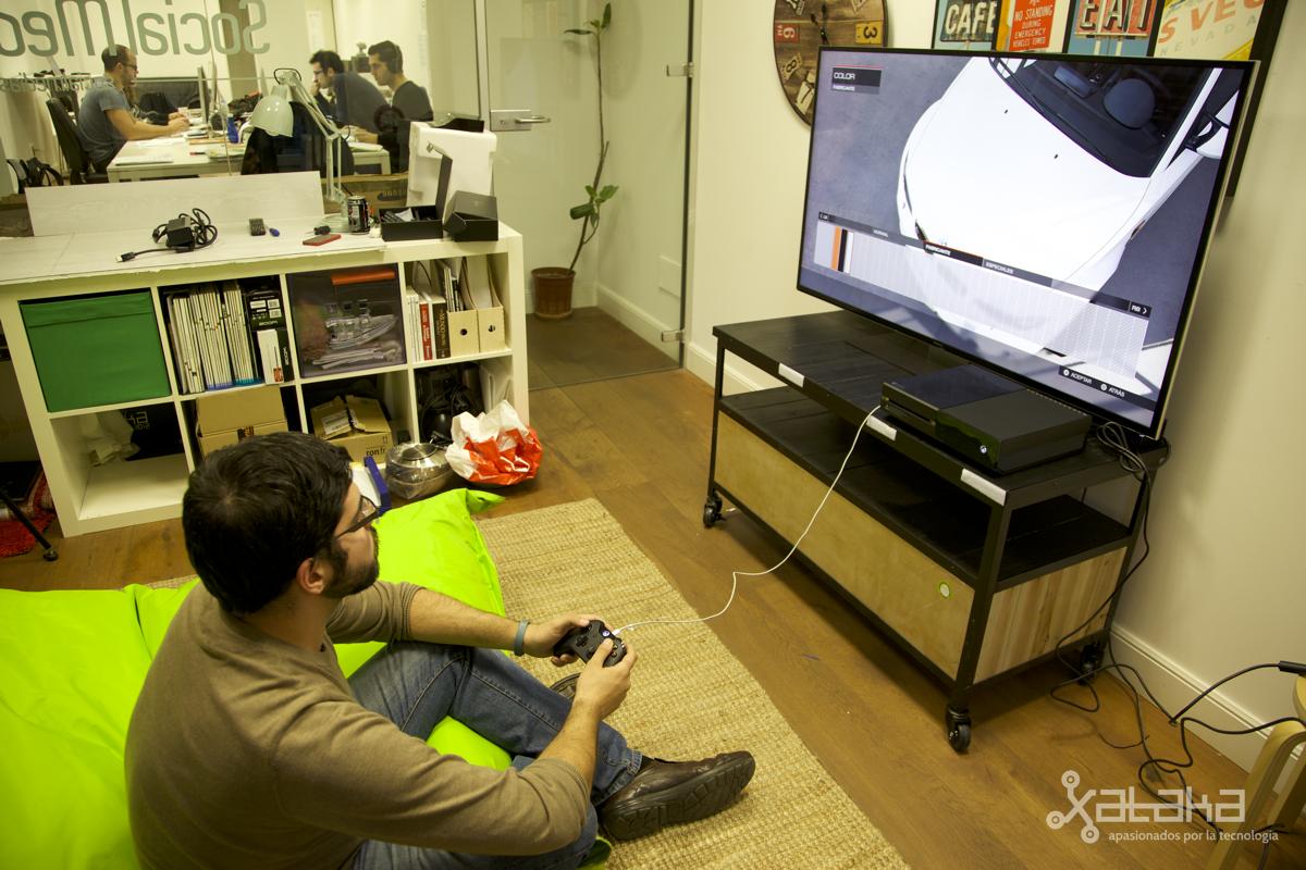 Foto de Xbox One toma de contacto (7/13)